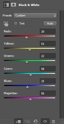 ps文字特效-打造彩色液体字
