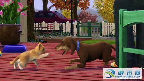 《模拟人生3:宠物》游戏配置需求相关介绍