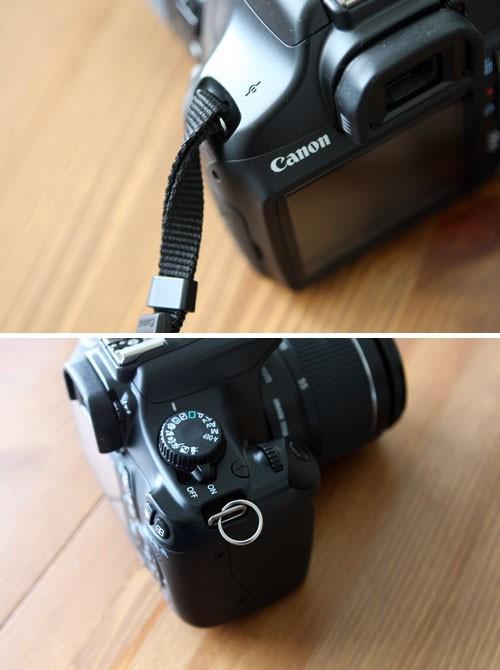 自制相机带 简单又时尚