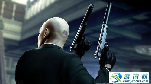 《杀手5:赦免》墨镜男通过技巧