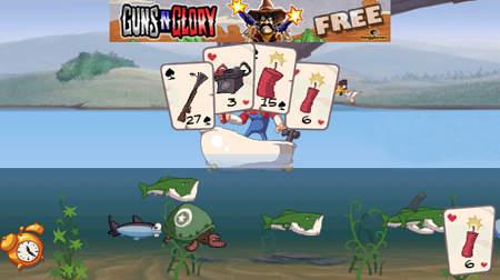 《超级炸鱼》游戏攻略