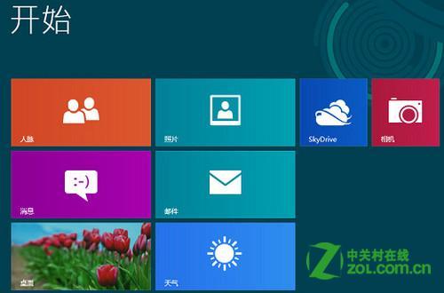 如何自定义Win8系统Metro桌面上的磁帖