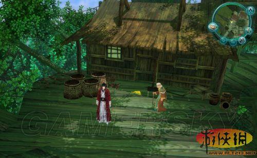 《仙剑5前传》情蛊任务及青木居隐藏boss发现方法