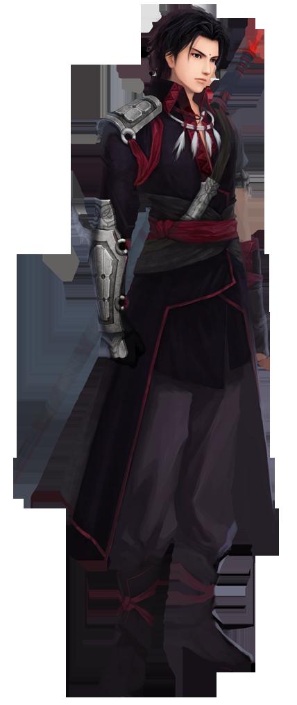 《古剑奇谭》主角之百里屠苏