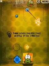 《割绳子》游戏图文通关攻略:第二关2-17
