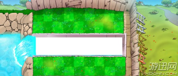 《植物大战僵尸2》游戏场景图一览