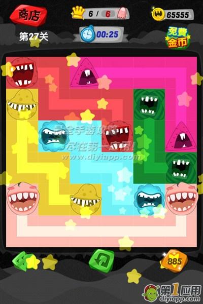 《嘿叫兽》第27关游戏攻略