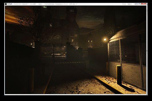 《逃生Outlast》游戏黑屏怎么处理?