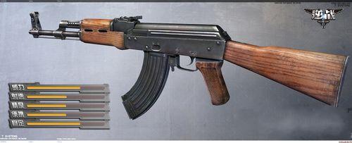《天天逆战》AK47的打枪心得