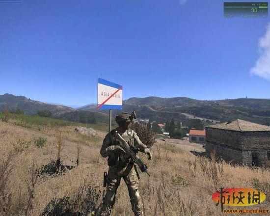《武装突袭3》直升机操作技巧
