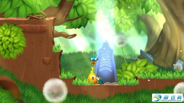 《小鸡快跑2》石环阵树林攻略