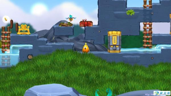 《小鸡快跑2》蘑菇园攻略