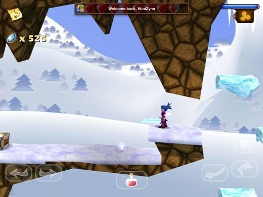 《神剑奇侠Swordigo》第十七章:冰洞剧情流程攻略