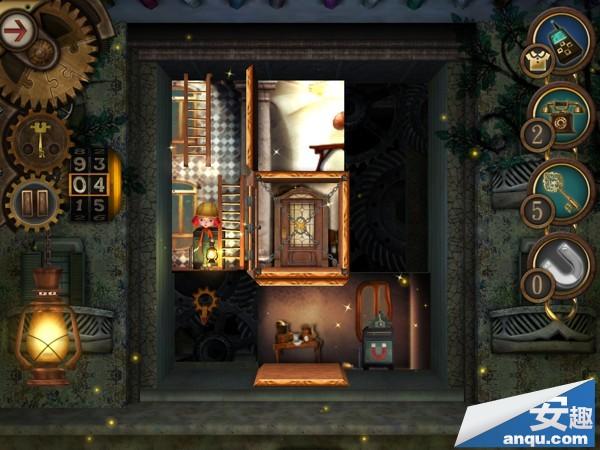 《豪宅之谜》第2-9关卡:转盘过关图文攻略