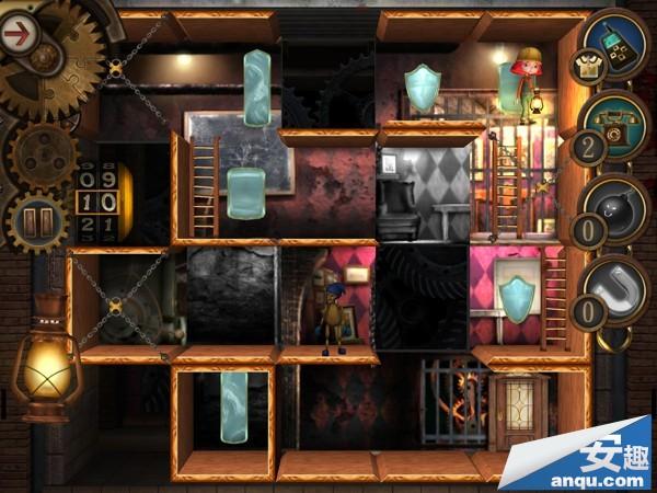 《豪宅之谜》第3-III关卡:地下城与傀儡图文通关攻略