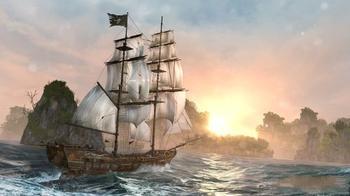 《刺客信条4》如何快速登船?