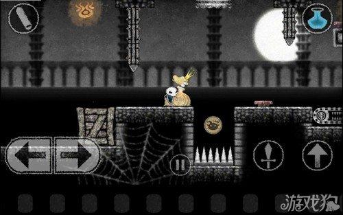 《dokuro多克罗》骷髅王子1-6—1-10关图文通关攻略