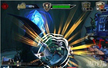 《魔龙特攻队》游侠技能详解