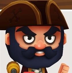 《提基猴子》海盗大全图文详解