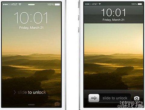 iOS7如何还原成iOS6的锁屏界面