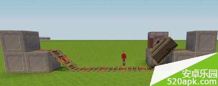 《我的世界》移动靶场制作方法攻略