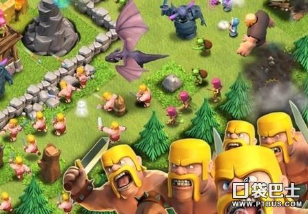部落战争(Clash of Clans)COC七本以下初级玩家须知要点介绍