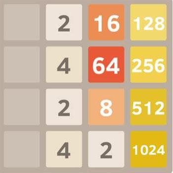 2048游戏格子越多越难吗