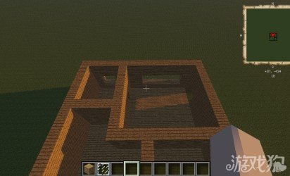 《我的世界》建筑技巧之房屋内饰篇