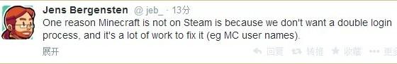 《我的世界》与Steam无缘的真正内幕