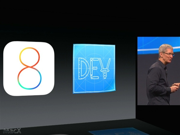 iOS 8功能:支持三方键盘、Touch ID开放