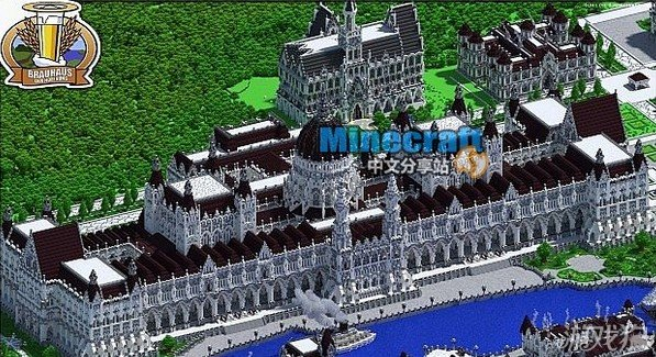 《我的世界》匈牙利国会大厦存档分享及介绍