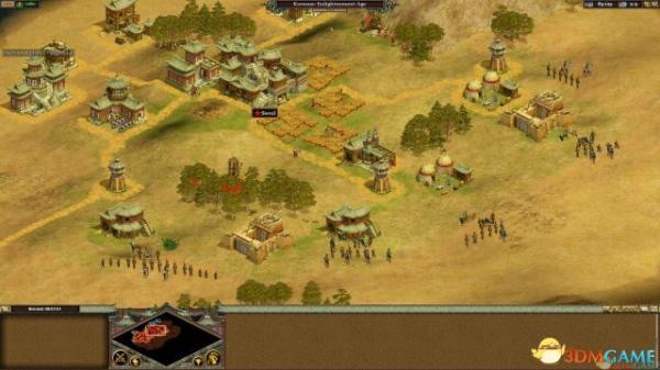 《国家的崛起:扩展版》 游戏按键操作方法指南