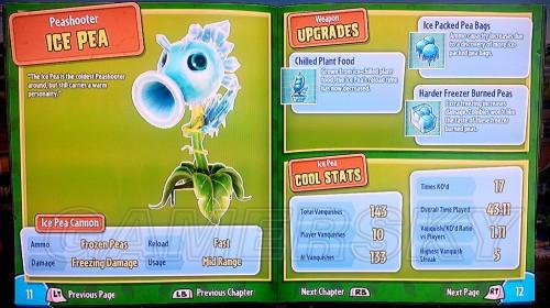 《植物大战僵尸:花园战争》全植物图鉴赏一览