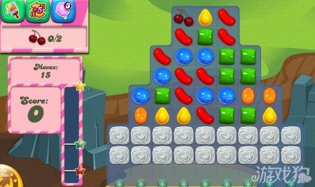 《糖果粉碎传奇Candy Crush Saga》21,22,23,24,25关过关攻略