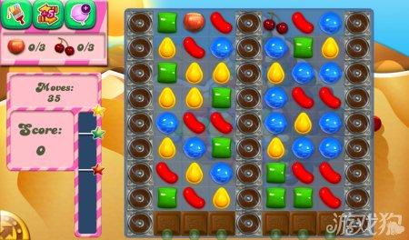 《糖果粉碎传奇Candy Crush Saga》160,161,162关过关攻略