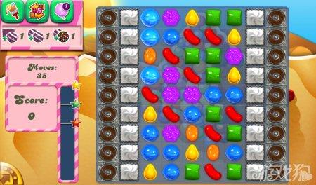 《糖果粉碎传奇Candy Crush Saga》169,170,171关过关攻略