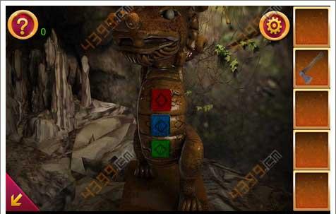 《密室逃脱5》第十三关攻略  图形的颜色