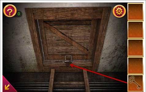 《密室逃脱5》攻略第七关 吊起大木箱