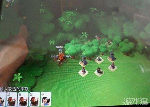 《海岛奇兵》树后藏重火力的阴险打法攻略