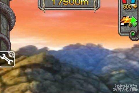 《神庙逃亡2》山洞之后遍是另一片天地