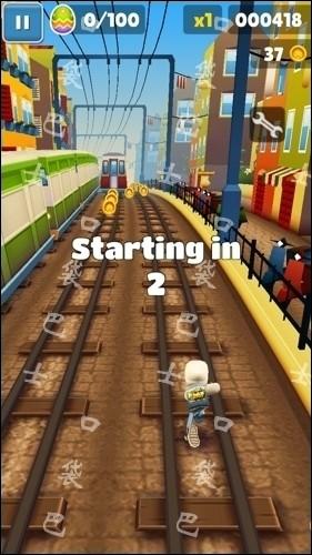 《地铁跑酷》金币修改方法 无限金币教程