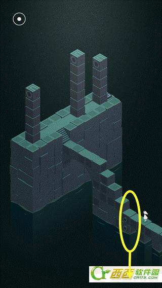《纪念碑谷》原版第六关:迷宫攻略