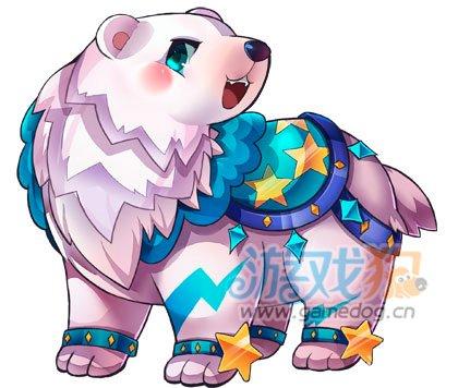 《天天酷跑》新活动  累计登录就送极地白熊