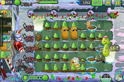 《植物大战僵尸2》冰瓜和寒冰菇技能对比 哪款更好