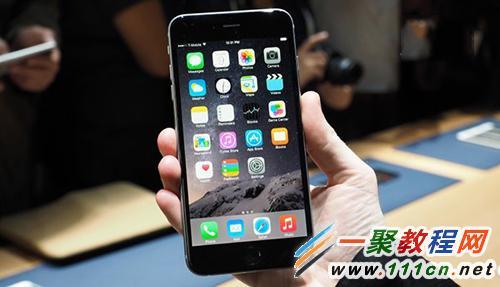 iPhone6如何用Home键调节屏幕亮度?