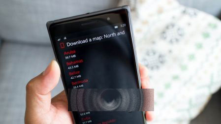 windows10手机版怎么下载离线地图