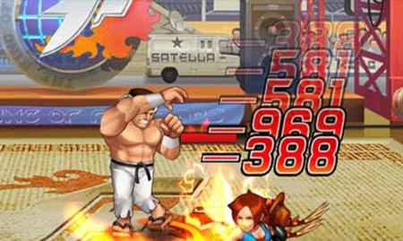 《拳皇98终极之战OL》格斗家大门五郎攻略