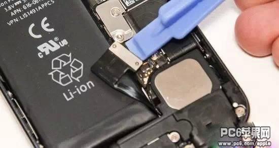 iPhone电池坏了自己换教程