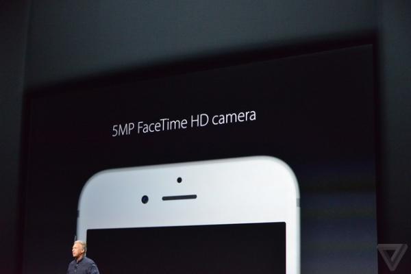 iPhone 6S镜头多少像素