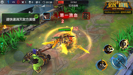 《全民超神》圣战神凯文英雄培养攻略